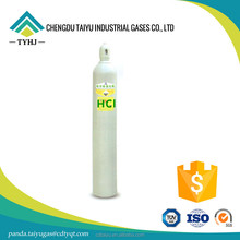 Purchase 99.9% Dry HCl Gas/Anhydrous Hydrogen Chloride
