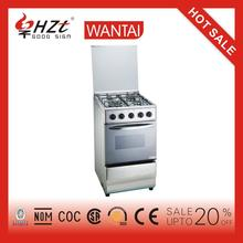 24 Inch 60*60cm 4 Gas Burners Free Standing Gas Cooker with Oven