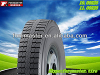 LOTOUR brand 12.00r20 truck tire 10.00x20