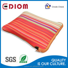 Funny new design factory price sublimation screen imprint custom neoprene laptop sleeves with zipper