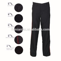 Brushed Teflon China Made High Technology Workwear Trousers For Men