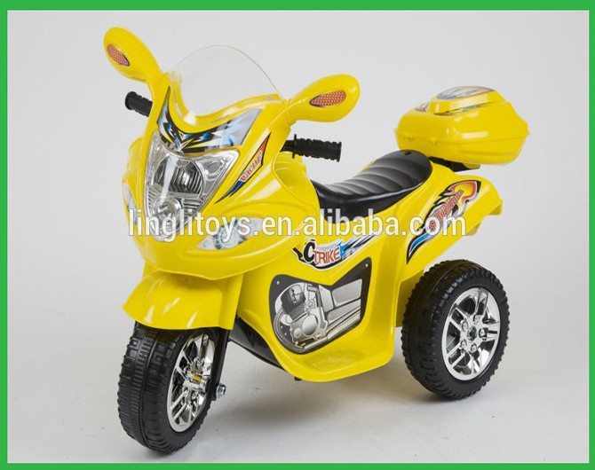 Electric motorcycle cheap price!! Zhejiang pinghu toy car baby plastic electric motorcycle ride on car