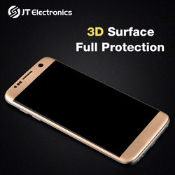 2016 New phone accessories for Samsung s7 tempered glass screen protector,tempered glass for Samsung S7 screen protector
