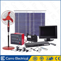Carro Electrical 12V 60W solar power system for home CES-1226