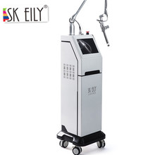 40W Glass Tube fractional co2 laser Fast and efficient vagina tightening