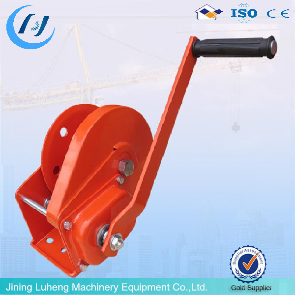 High quality 1200 / 2000 lbs manual mini hand winch