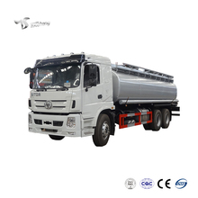 Fuel Tanker Truck Dimensions Optional Capacity 20 CBM Oil Fuel Tank Truck For Sale