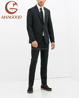 2016 Office Uniform Coat Pant Men's Formal Suit