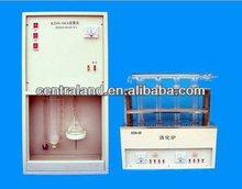 Optional electric furnace digestion nitrogen tester