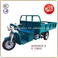 HZ800DCY-9 electric tricycle for cargo