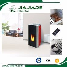 18kw CE pellet stove, easy water heater pellet fireplace stove