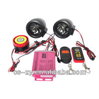 2012 anti-theft alarm system motorcycle of waterproof miniframe