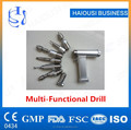 Multifunctional Drill , Medical Electric Bone Drill , Orthopedic Bone Drill