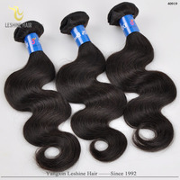 Good Feedback Wholesale Unprocessed full cuticle wholesale black synthetic