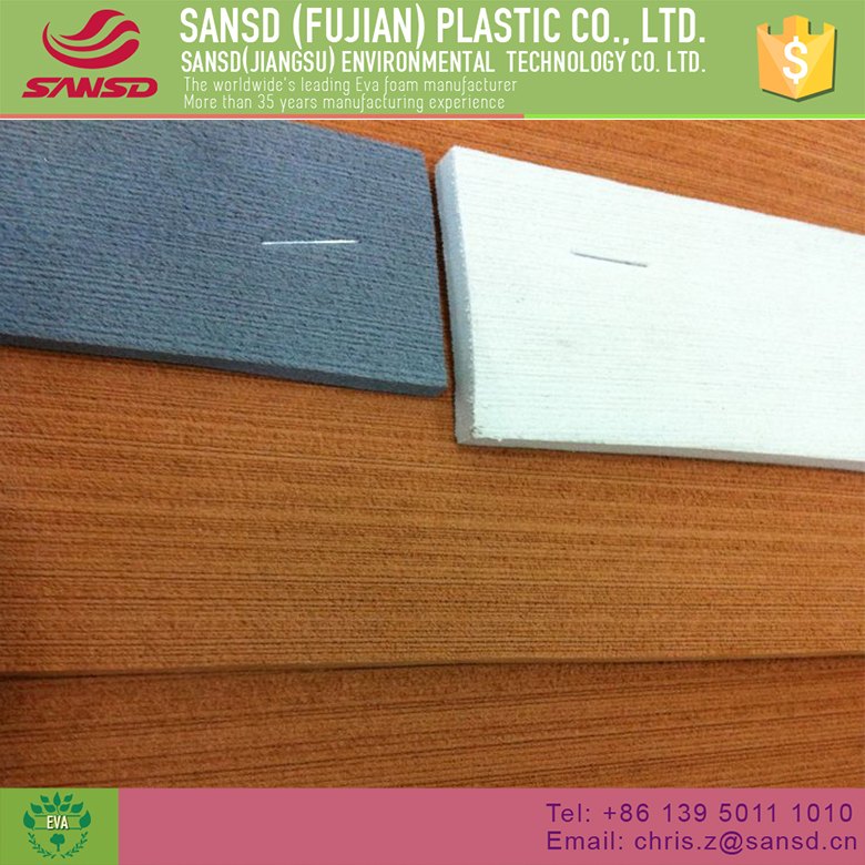non absorbent soft marine foam material EVA foam sheet closed cell EVA foam