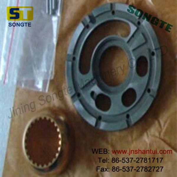 PC200-6 plate valve for HPV95 hydraulic main pump valve plate 708-2L-33211