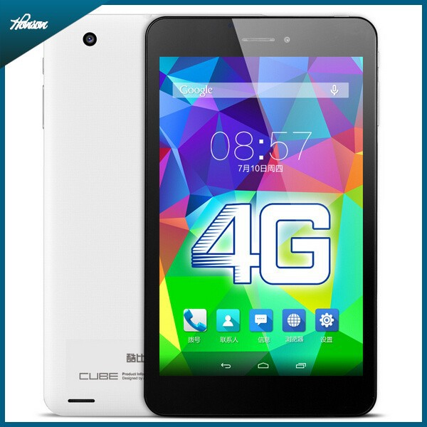 Original Cube T7 7Inch tablets MTK8752 Octa core Android 4.4 RAM 2GB ROM 16GB 4G FDD GPS BT4.0 2MP+5MP phone call tablet pc