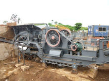 We can guarantee the versatility of these stone crusher plant
