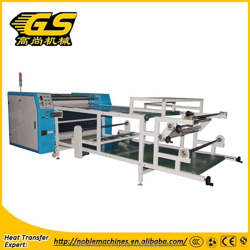 industrial use easy printing clothing lanyard dye sublimation machine low price