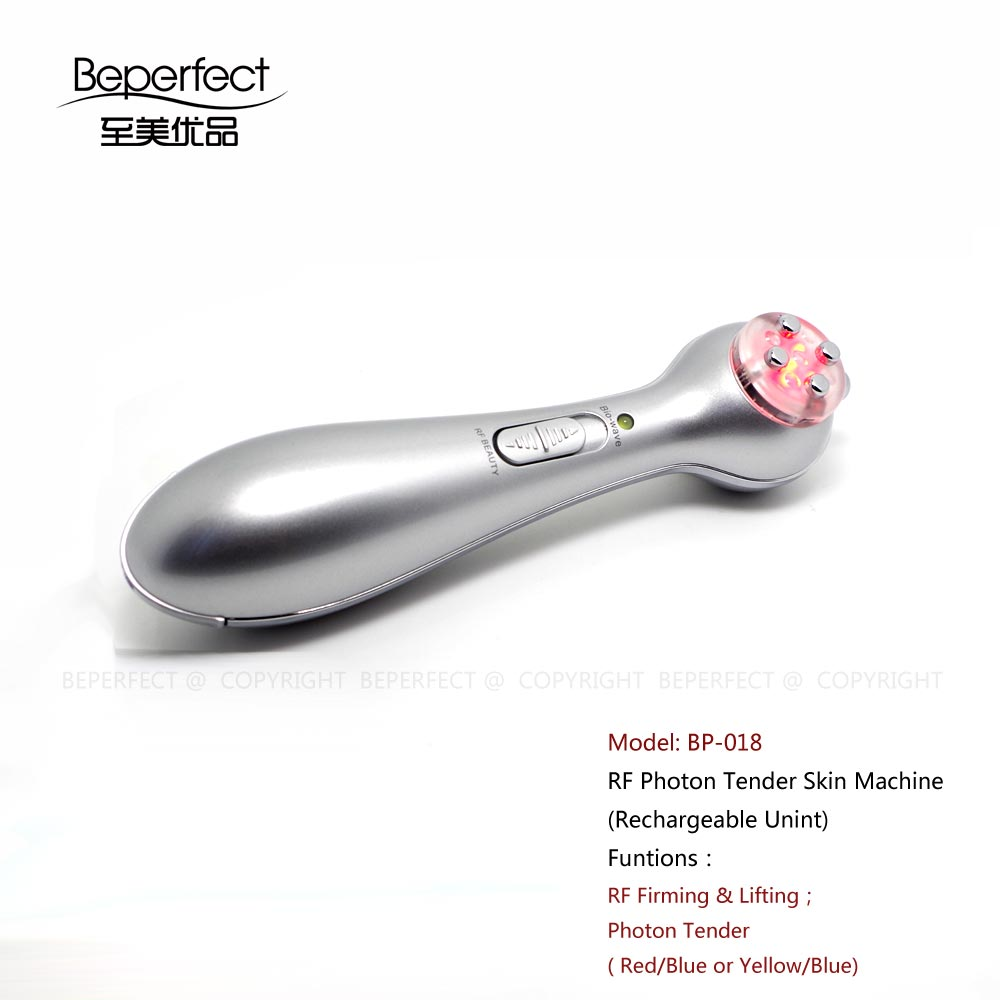 New arrival beauty equipment korea rf skin tightening machine Slimming face