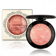 facial cosmetic Mivagilr baked veluet blusher fashion natural color blush