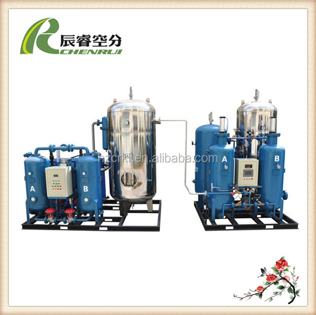 New Model Energy Saving central oxygen supply system