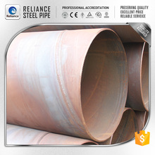 API 5CT STC CONNECTION LSAW ERW SPIRAL WELDED STEEL PIPE