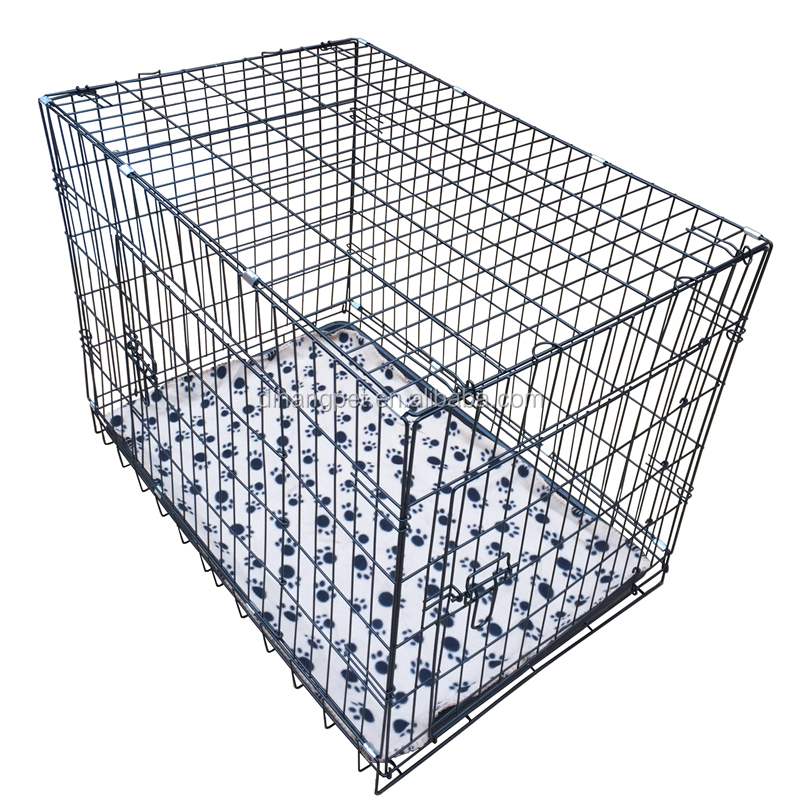 Durable steel wire dog cage ,breeding cages for dogs ,dog transport cage