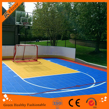Outdoor Portable Basketball Court Sports Tile,floor tile
