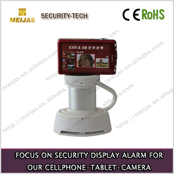 Retail Store Anti-theft camera security display stands