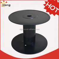 300mm plastic reel for cable wire snap hook design