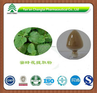 GMP Factory Supply 100% High Purity Lemon balm Powder Extract
