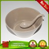 New design DIY econature rice husk cutlery salad bowl