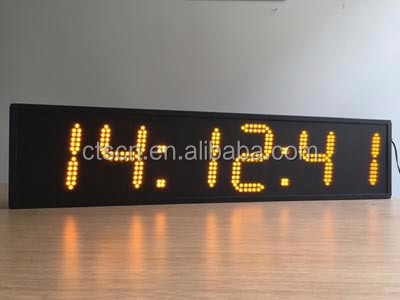 China Super Purchasing High Quality Wall Timer LED Digital Clock