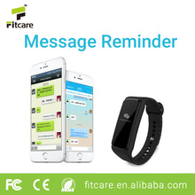 Bluetooth Smart Bracelet Wristband Sport GPS Running Band with Anti-lost Heart Rate Monitor