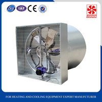 China heavy industrial 220v wall mounted exhaust fan