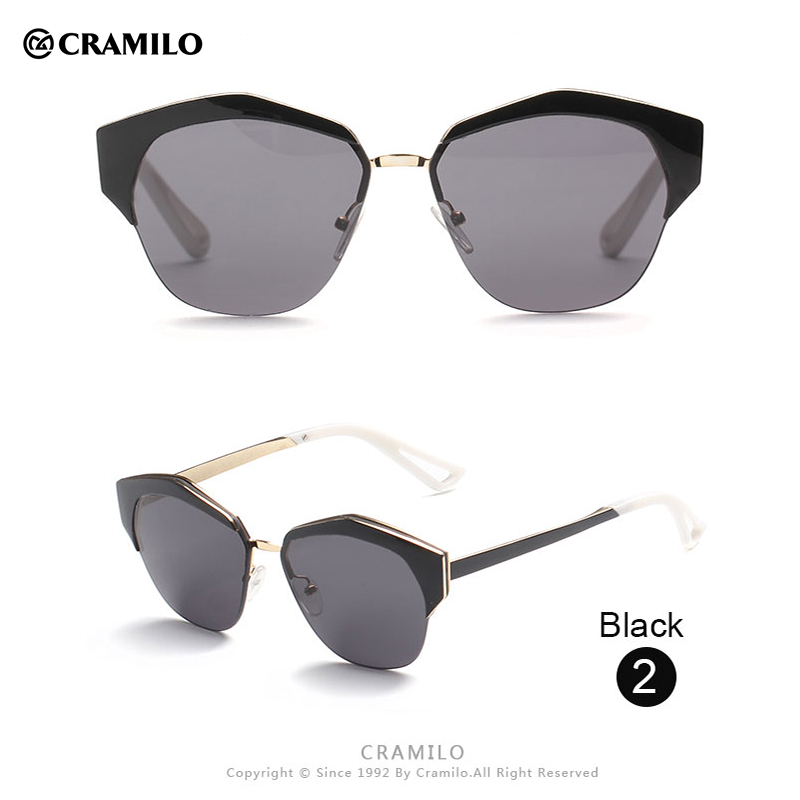 cramilo 2016 katzenaugen sonnenbrille echt metall beschichtung verspiegelt t6001 sonnenbrille. Black Bedroom Furniture Sets. Home Design Ideas