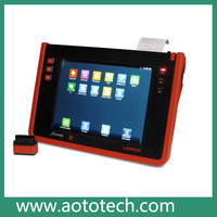 100% Original Universal Auto Scanner Launch X431 PAD car diagnostic software for laptop