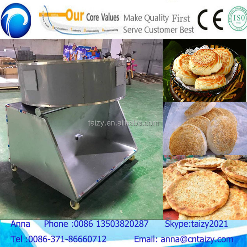 Automatic easy operation pita bread making machine
