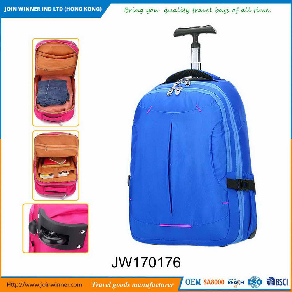 Bright in colour Water Proof Trolley Bag With A Cheap Price