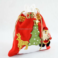 christmas decorations made in china, santa sack, christmas crafts