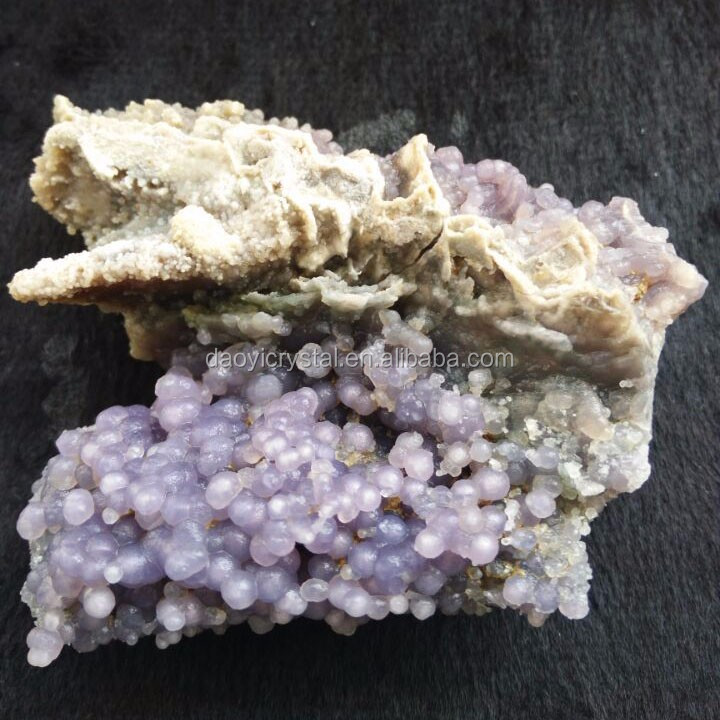Wholesale natural crystal stone agate grape stone crystal gemstone crystal mineral