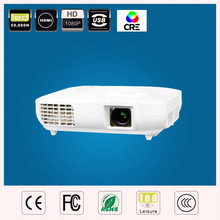 updated version of cre X1000,native 1920x1080 3000 lms led lcd projector hot new retail products all over the world