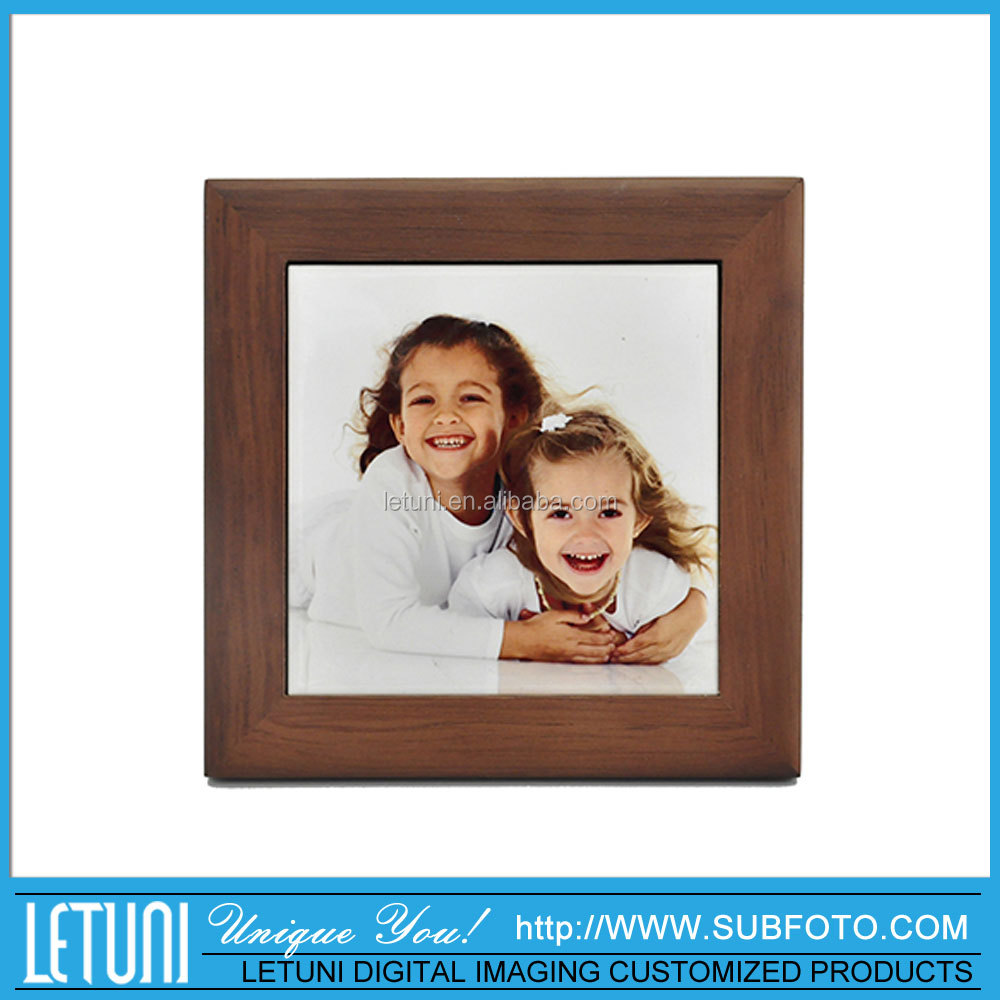 Sublimation Ceramic Tile Picture Frame