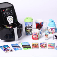 Patent Design and CE Approved 3D sublimation heat press machine , printing machine for DIY phone cases
