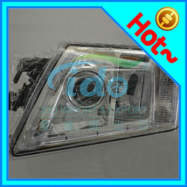 Car headlight for Volvo truck 21035636 21035637