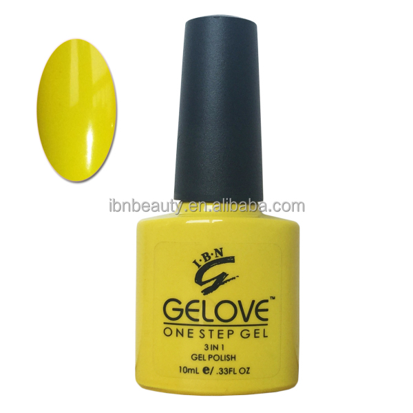 Best Selling Products Nail Arts Design Cheap One Step Gel Polish