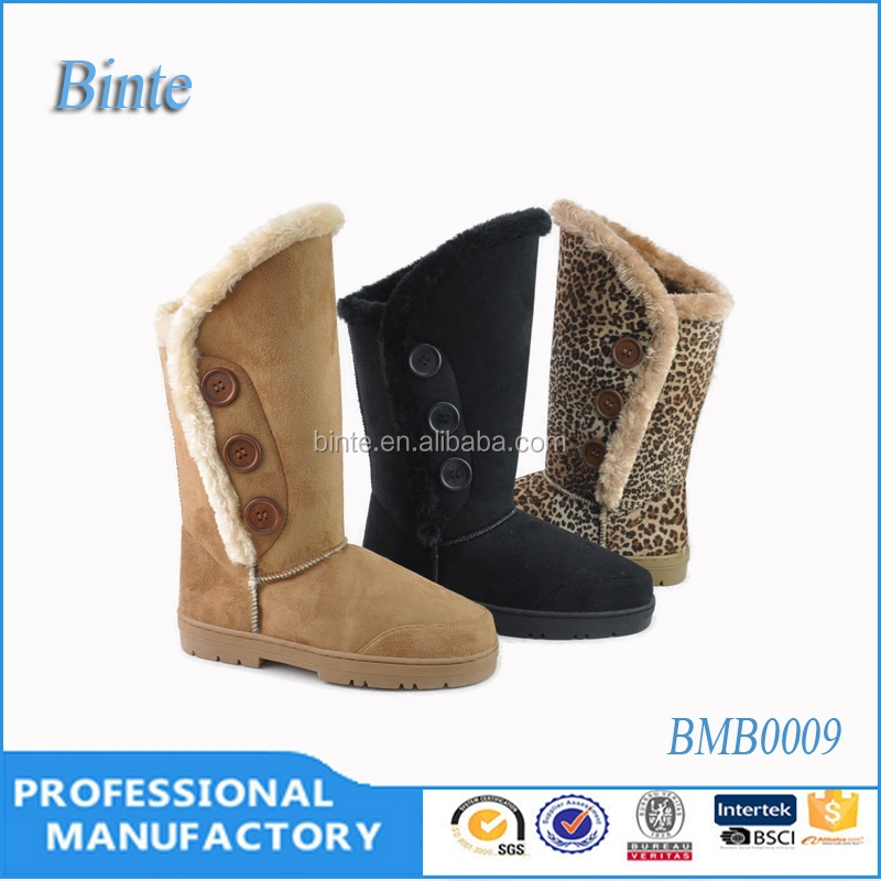 genuine leather over the knee boots wedge high heel boots no heel knee high boots