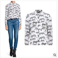 C60012A 2013 THE NEW FASHION STYLE BLOUSE