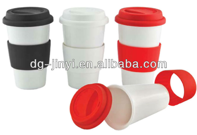 Hot sale coffee cup warmer sleeve silicone cup cover silicone cup sleeve